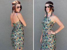 Beach Wrap Dress   10 Clever DIY Dress Hacks