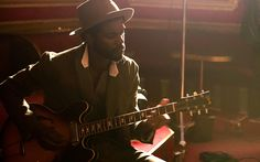 """When My Train Pulls In"" by Gary Clark Jr. 