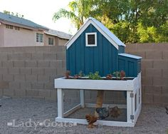 diy chicken coop free plans