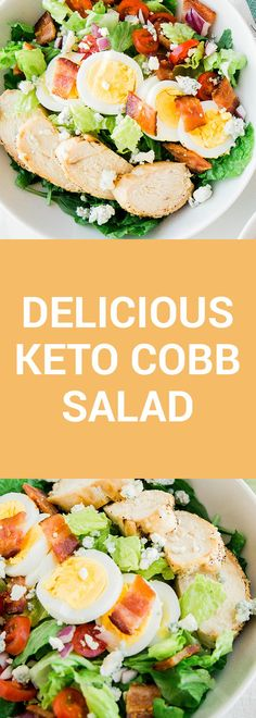 52 Best Keto Salads Images In 2019 Healthy Salad Recipes Low
