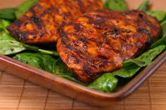 Kalyn's Kitchen®: Recipe Update: Grilled Chicken with Balsamic Vinegar