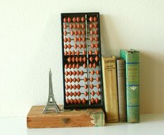 abacus! Who doesn't want an abacus? Just like a good friend, you can always count on an abacus :)