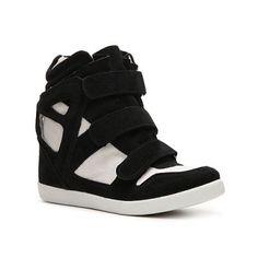 Modern Vice Capri Wedge Sneaker