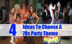 How To Choose A 70s Party Theme