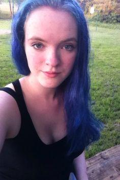 Directions atlantic blue hair