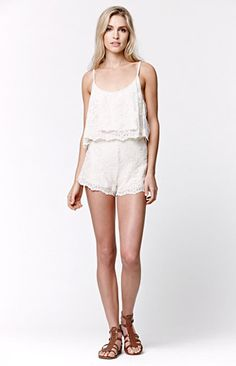 LA Hearts Lace Shorts at PacSun.com