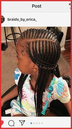 Lil Girl Hairstyles In Braids Lil Girl Hairstyles In Braids 122314 Easy Little Girl Braids Sty … - Braid Hairstyles Little Girl Braid Styles, Kid Braid Styles, Little Girl Braids, Black Girl Braids, Short Hair Styles Easy, Braids For Kids, Braids For Black Hair, Girls Braids, Curly Hair Styles
