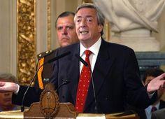 DICIEMBRE 15, 2005 Discurso del presidente Néstor Kirchner al anunciar el pago adelantado al FMI