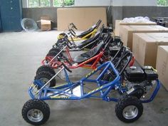 It is difficult to understand all of the options available in the car Build A Go Kart, Diy Go Kart, Go Kart Buggy, Off Road Buggy, Mini Jeep, Mini Bike, Dirt Bike Room, Dirt Bikes, Go Kart Frame