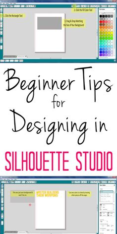 Lego Organization To Go {+ Silhouette Studio Tutorial} - If you have a new Silhouette cutter, this tutorial will be a big help when creating your projects i - Silhouette Cameo Tutorials, Silouette Cameo Projects, Silhouette Cameo Software, Silhouette School, Silhouette Cutter, Silhouette Cameo Machine, Silhouette Cameo Gifts, Free Silhouette, Silhouette America