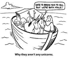 What actually happened to unicorns…