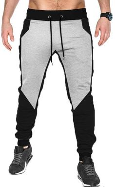 OFF Solid Men Multicolor Track Pants - OFF Solid Men Multicolor Track Pants Best Picture For outfits formales For Your Taste You are - Sporty Outfits, Boy Outfits, Track Pants Mens, Moda Formal, Joggers Outfit, Jogger Pants, Adidas Pants, Mens Sweatpants, Jeans Material