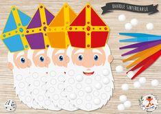 Saint Nicolas, Game Start, Ladybug, Saints, Kids Rugs, Activities, December, Crafts, Stage