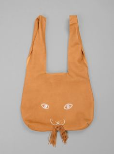 {Mr Rabbit shoulder bag} by Minä Perhonen
