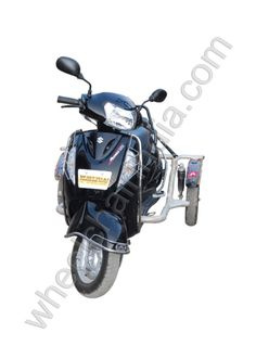 Manish Steel Works is an India based E-commerce handicapped product shopping website offers a large variety of handicap products side wheel attachment manufacturer, supplier, distributor and dealer of side wheel attachment for handicapped and disabled in india, Buy scooter for handicapped person, mobility products for handicapped Online Shopping, handicapped two wheeler online shoppping in india at lowest price and cheap cost side wheel attachment  for handicapped and disability product…