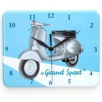 Relógio de parede Vespa Grand Sport