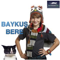 #Baykuş #bere geldi www.berekazak.com