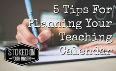 As a youth worker your options on lessons are to either spend money on curriculum and teach what you have purchased, or come up with and write your own lessons to talk about every single week. Eith…