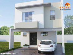 #sadasi LAS MEJORES CASAS DE MÉXICO. En nuestro desarrollo Sierra Vista Residencial, podrá adquirir el hermoso modelo de vivienda EZCARAY. Una construcción de 2 niveles que consta de sala, comedor, cocina, estancia, lavandería interior, recibidor, 3 recámaras, 2 baños y medio, balcón y cochera techada para 2 autos. En Grupo Sadasi, le invitamos a comprar su casa en nuestros desarrollos de Nuevo León, donde le encantara vivir. jzambrano@sadasi.com