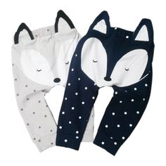 Baby Fox Pants More