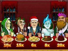 "This 50-line video slot from Microgaming incorporates all of the elements of Charles' Dickens ""A Christmas Carol"", as well as two unique bonus features. Give this famous holiday slot a try today. Play Scrooge, video slot game at Grand Hotel Casino. Take advantage the sign-up offer, up to $5560 VIP - Match Bonus, for all new players. Member of the Casino Rewards Group® Online Roulette, Line Video, Free Slot Games, Online Casino Games, Online Poker, Best Casino, Play Online, Casino Bonus, Grand Hotel"