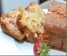 This is a base recipe for what ever addition strikes your fancy. I used strawberry and coconut but you might like a savory loaf, say pancetta and bluecheese