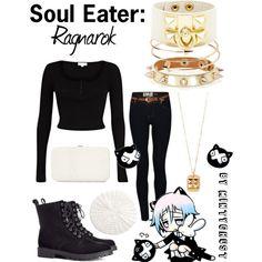 """""""Soul Eater: Ragnarok"""" by mintyghost on Polyvore"""
