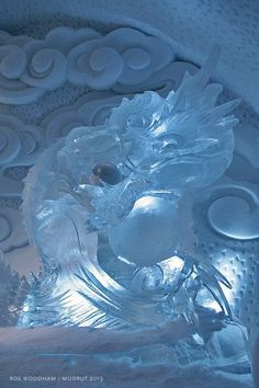 The Ice Hotel. This would look extravagant in my room Snow And Ice, Fire And Ice, Ice Hotel Quebec, Ice Hotel Sweden, Ice Shop, Ice Luge, Alaska, East Of The Sun, Ice Bars