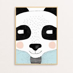 Big Panda Print - Seventy Tree