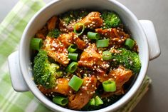 Healthy Crock Pot Chicken Teriyaki   The Defined Dish