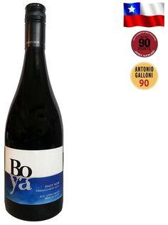 Os elegantes vinhos Amayna, verdadeiras preciosidades de minúscula produção, são da fria e marítima região de San Antonio-LeydaSobre o Boya Pinot Noir 2014- Conteúdo: 750ml- Tipo: Tinto- Serviço: 14°C - 16°CElaboração- Castas: Pinot Noir- Teor Alcoólico:13,0%- Amadurecimento: O vinho matura 6 meses em carvalho francês, 100% de terceiro usoProdutor- País:Chile- Região:Vale de Leyda- Vinícola:Viña Garcés Silva (Amayna)Harmonização- Excelente com aves, suínos e carnes de caça