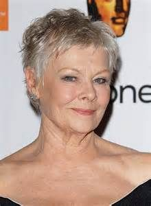 Very short hairstyles for women over 50 with fine hair