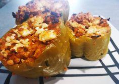 Κοτογεμιστά μούρλια!!!!! Snack Recipes, Healthy Recipes, Snacks, Healthy Meals, Baked Potato, Lemon, Chicken, Baking, Ethnic Recipes