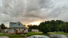 After storm