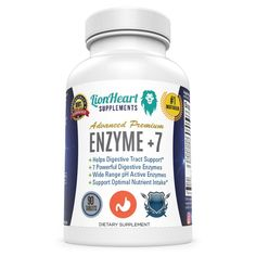 Digestive Enzymes - Best Selling Premium Digestion Supplement - Fast Relief For Women