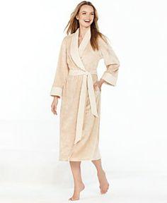 Jones New York Plush Terry Animal Robe