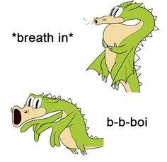 b-b-boi | Cuphead | Know Your Meme