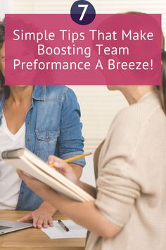 Do you find that deadlines are starting to slip and the copy doesn't shine like it once did in your online or service-based business? It could be that your team is CRAVING feedback, support, and structure. That's why I'm sharing 7 simple tips to improve productivity and creativity in your team!
