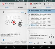 Sony Audio Recorder 1.00.35 app