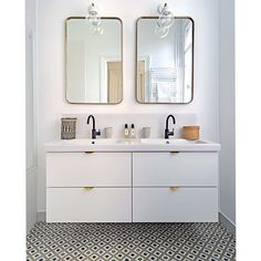Fronts, handles, legs, sides and tops for Ikea frames Ikea Hack Bathroom, Shelf Styling, Bathroom Renos, Ikea Frames, Ikea, Chic Bathrooms, Ikea Bathroom, Bathroom Renovation, Ikea Bathroom Vanity