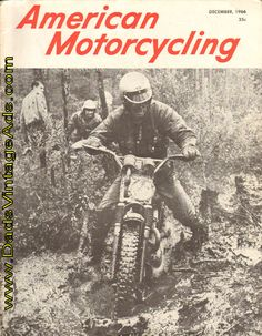 American Motorcycling Back-Issue Motorcycle Magazines 1940s, 1950s, 1960s
