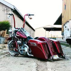 Harley Bagger, Harley Softail, Harley Bikes, Harley Davidson Touring, Harley Davidson Motorcycles, Custom Harleys, Custom Baggers, Custom Bikes, Harley Wide Glide