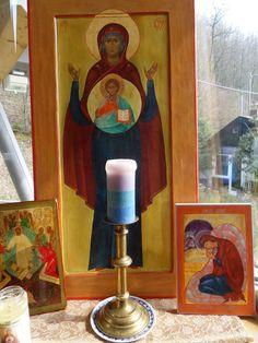 pentecost hospitality and transfiguration