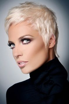 Short Hairstyles For Thin Hair For Women