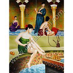 Armada Çini & Seramik turk hamamı otel spa ve havuz dekorasyonu
