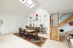 A Quirky and Eccentric Apartment in Kensal Rise, London | HUH.