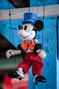 Mickey Puppet