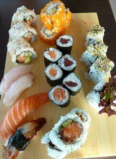 Sushi..................