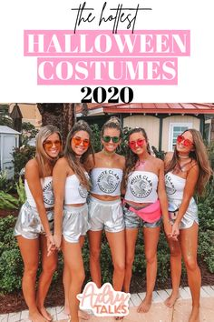 Here are the cutest and hottest college Halloween costumes for this year! If you're looking for inspiration for your college party, here are the best DIY Halloween costumes ideas for teens and college students! These are the hottest and sexiest ideas. #halloweencostumeideas #collegehalloweencostumes Best Diy Halloween Costumes, Halloween This Year, College Parties, College Students, Fall Nails, Insta Story, Costume Ideas, Party, Outfits