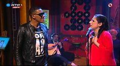 """KÁTIA GUERREIRO e ANSELMO RALPH """"Não Me Toca"""" - Nilton - 5 Para a Meia N..."""